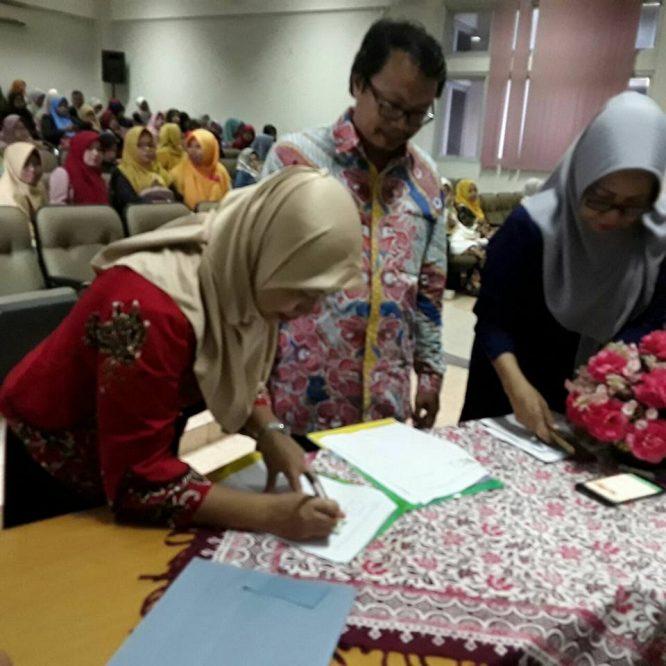 Program S1 PIAUD STAI Al Hikmah Tuban Menandatangani Surat Kerjasama dengan Program S2 PIAUD UIN Sunan Kalijaga Yogyakarta